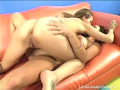 These horny lesbians love to seduce straight girls into some hot girl on girl action. Theyll teach them how to eat pussy and fuck a woman only like another woman can. They are out to prove that they dont need cock to satisfy them. They have their toys and
