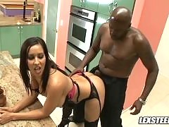 LexSteele.com is the official site for pornstar Lexington Steele. If you want to see interracial, a huge cock or just good old intense hardcore, this site is for you!