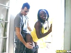 Hot Ebony Girls, Black Girls - Round And Brown a tribute to super fine black girls. Sistas with beautiful asses getting fucked on video!