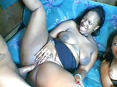 Booty Crushers...What a site. Some of the finest black booty you will ever see is featured in hardcore, booty-busting sex scenes that will make your mama cry. The site features high quality vids, sex shows, cams and thousands of pics and more. Your number