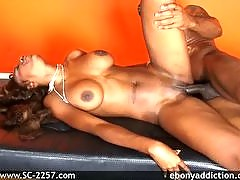 Exclusive ebony porn videos you will only find right here. With all the big black dicks, fat ebony booty and hardcore ebony action your cock craves. Ebony addiction will show you exactly why....Once you go black, you never go back.
