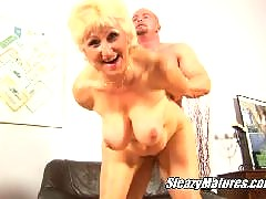 These older babes may have a few miles on them but, they can still suck cock and fuck like they were much younger! Watch them screw like it is the last time in their life. They are still on the prowl for a hard dick to fuck and they love to teach the youn